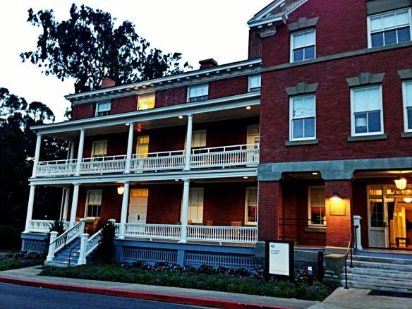 The Inn exterior