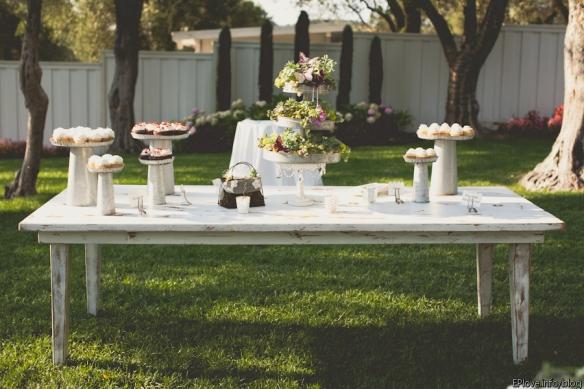 10 dessert table