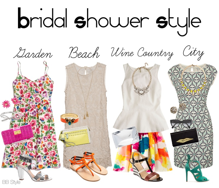Bridal Shower Style _ BB Style