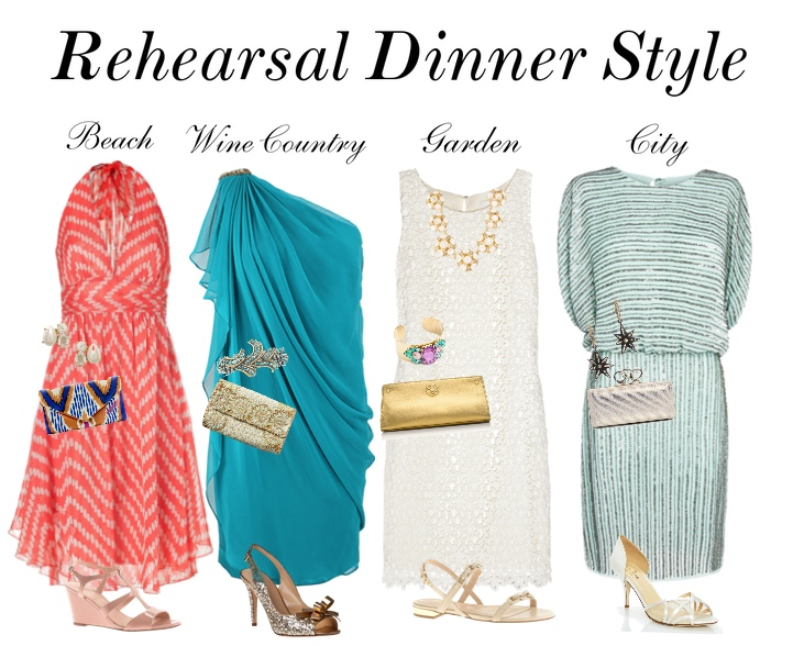 Rehearsal Dinner Style Board 2 _ BB Style