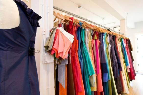 Sample Dresses at Bella Bridesmaid