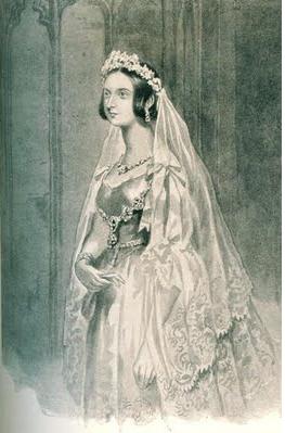 Queen Victoria, 1840