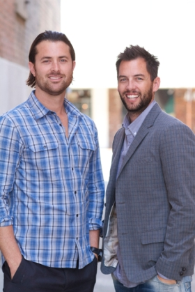 Aaron Novak and Matt Hall of Artisan Production